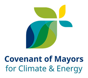 Logo Covenant of Majors for Climate & Energy
